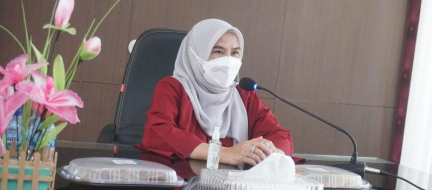 Winarni Nanang Ikuti Webinar Yang Diselenggarakan Kementerian Kominfo RI