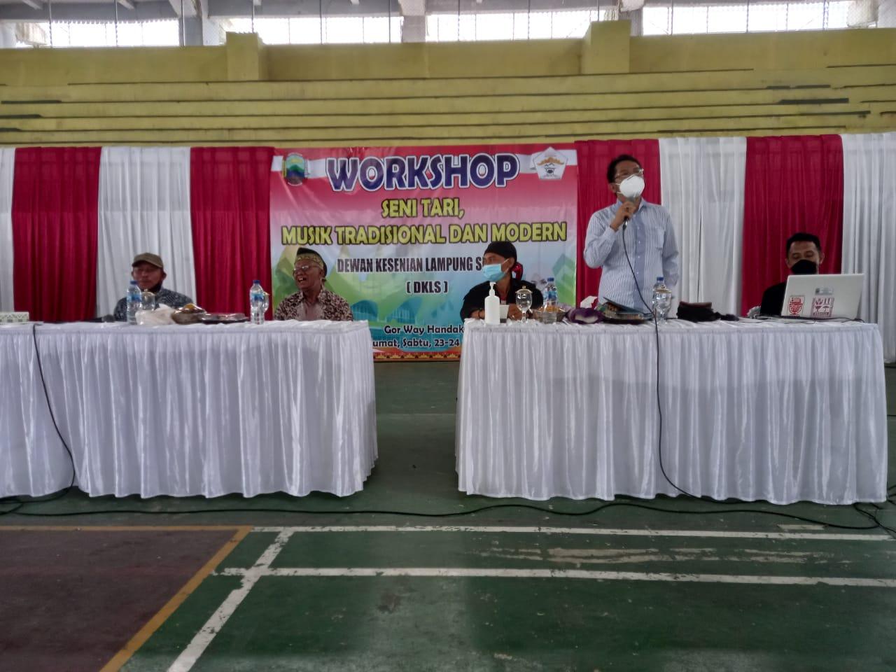 Workshop DKLS Hari Ke-2 Rencanakan Festival Gitar Klasik Lampung